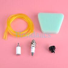 Air Filter Fuel Line Filter Snap Primer Bulb Spark Plug Trimmer Craftsman Poulan