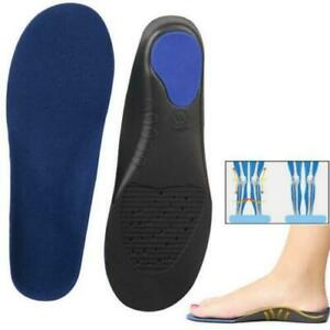 Insoles Orthotic Shoe Inserts for Arch Support For Plantar Fasciitis & Flat Feet