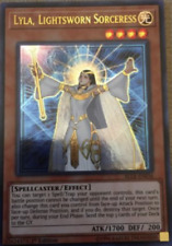 Yu-Gi-Oh! - 6X Lyla, Lightsworn Sorceress BLLR-EN036 -  Ultra Rare -1st Ed.- NM