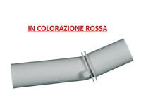 Rowenta Powerline estremità aggangio spazzola colore rosso.