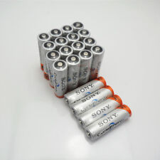 20Pcs Original New NI-MH AA HR6 2A Rechargeable Batteries 1.2V 4600mAh For SONY