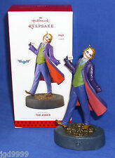 Hallmark Ornament DC Comics The Joker 2013 Batman The Dark Knight Trilogy Sound
