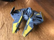 Transformers Star Wars Crossovers Anakin Skywalker's Jedi StarFighter Figure