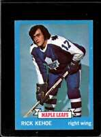 1973-74 TOPPS #179 RICK KEHOE VGEX RC ROOKIE MAPLE LEAFS  *X2260