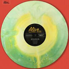 HEATH GREEN AND THE MAKESHIFTERS -ST -LTD ED STARBURST VINYL LP