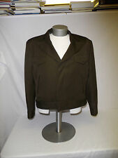 b14-44 WW2 US Army Air Force Officers B-14 OD Jacket size 44 U1B