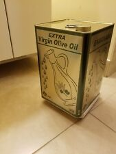 Olive Oil Organic First-Press Cold-Pressed 100% Extra Virgin from Greece