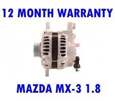 MAZDA MX-3 1.8 COUPE 1992 1993 1994 1995 1996 - 2015 ALTERNATOR