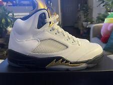 Size 9 - Jordan 5 Retro Olympic 2016