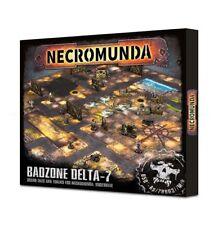 Necromunda Underhive Badzone Delta 7 Spielbrett Terrain Erweiterung Gang