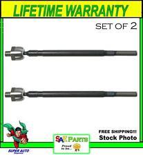 *NEW* SET Heavy Duty EV800227 Steering Tie Rod End Front Inner