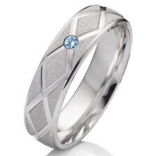 Unbehandelte Topas Echtschmuck-Ringe aus Sterlingsilber
