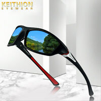 KEITHION Men Polarized Sunglasses Cycling Riding Glasses Outdoor Sports Goggle 1