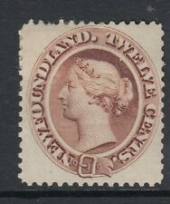 Newfoundland 1994 12c SG61 mounted mint stamp