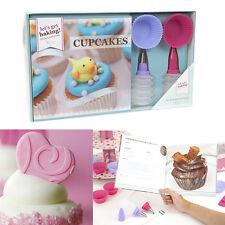 Cupcake Recette Livre 94 page de Noël Anniversaires Baking Cook parties cuisine nouveau