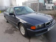 1996 BMW 735i AUTO MOT STARTS+DRIVES SPARES OR REPAIRS