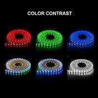 12V 5M LED Strip Light 30/M 60/M 5050 WS2811 RGB Dream Color Multicolor 150/300