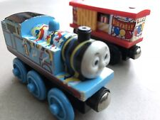 Thomas & Friends Wooden Railway - Happy Birthday Thomas with Car. Collectors