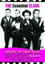 NEW DVD The Clash: The Essential Clash~,