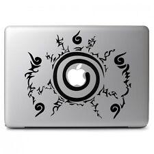 Naruto Uzumaki Seal for Apple Macbook Air / Pro Laptop Vinyl Decal Sticker
