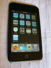 Apple iPod touch 1st Generation 8Gb Black Mp3 Music Player A1213
