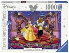 RAVENSBURGER DISNEY COLLECTOR JIGSAW PUZZLE BEAUTY AND THE BEAST 1000 PCS #19746