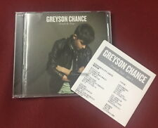 Greyson Chance Truth Be Told part 1 Taiwan CD