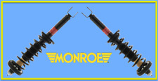 2 Suspension Strut & Coil Spring Assembly REAR L & R MONROE For Accord 2014-17