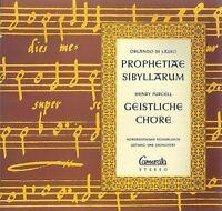 "Orlando Di Lasso ""Prophetiae Sibyllarium"" - Henry Purcell ""Geistliche Chöre"""