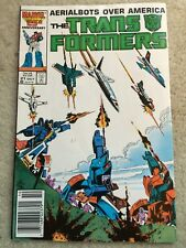 Transformers #21 *1st Appearance Aerialbots*