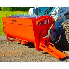Eterra BMX 250 Cement Mixer Attachment - Mix & Pour Cement with your Skid Steer