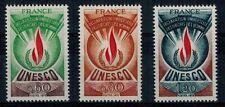 Serie des timbres de service N° YT 43 à 45 neufs **