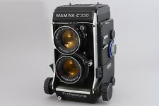 [Exc++++] Mamiya C330 Professional TLR Camera w/ 105mm Lens from Japan #5643