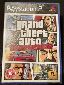 Grand Theft Auto Liberty City Stories Ps2 Game Gta U.K. Pal New Playstation 2