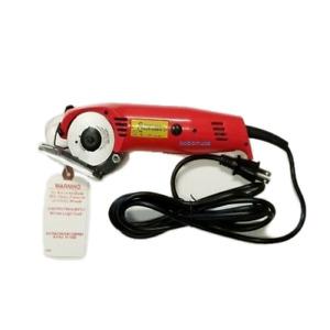 Eastman Chickadee Cutting Machine 2 ½ Round Blade 110V