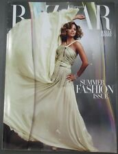 Harper's Bazaar Magazine May 2009 Halle Berry Cover Summer Fashion Issue