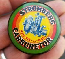 1919 Vintage Sewing Celluloid Tape Measure Stromberg Carburetor