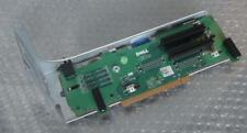 Dell MX843 Poweredge R710 PCI-e Expansion Riser 2 Board / Card with Cage/Bracket