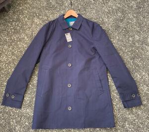 BNWT Burton Menswear London Jacket Coat Size Medium