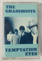 The Grassroots Temptation Eyes Cassette Tape 1985 MCA