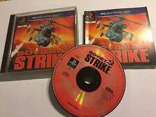 PAL PS1 PLAYSTATION 1 PSone GAME SOVIET STRIKE +BOX INSTRUCTIONS COMPLETE PAL