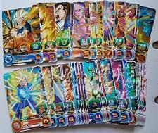 Carte Dragon Ball Z DBZ Super Dragon Ball Heroes Part 3 SH3 #Regular + Rare Set