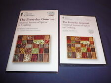 Teaching Co Great Courses DVD     Everyday Gourmet  ESSENTIAL SECRETS of SPICES