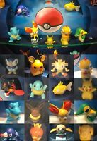 Mcdonalds Pokemon Plastic Toy Figures Used Loose UK 2018 Happy Meal