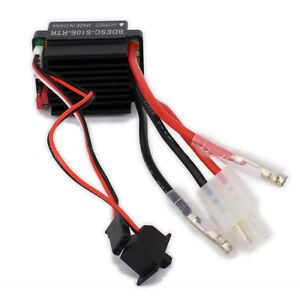 For Waterproof 320A Brushed ESC Electric Speed Controller RC Car Boat Ship Part