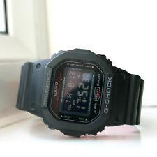 Reloj Digital Casio G-shock Negro Cuadrado de 3229 DW-5600HR-1ER con estaño