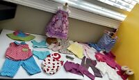 Our Generation & American Girl Lot Clothes, Shoes & Acc 20+ Pcs