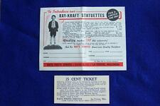Kodak Camera Advertising - Rays Photo Service in La Crosse Wisconsin Vintage