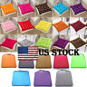 US Removable Soft Dining Garden Patio Home Kitchen Office Chair Seat Pad Cushion
