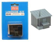 Peco - CABANE en BOIS Platelayers Hut réf. LK-4 OO 1/76 HO 1/87